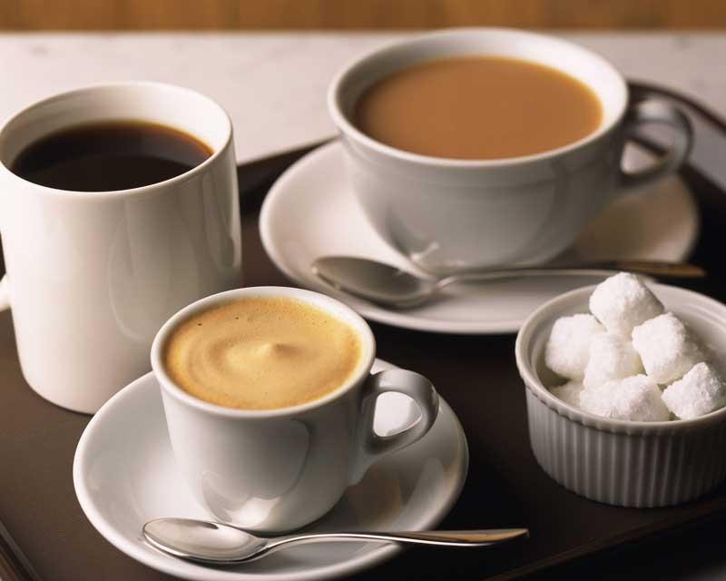 Tablou Cafea