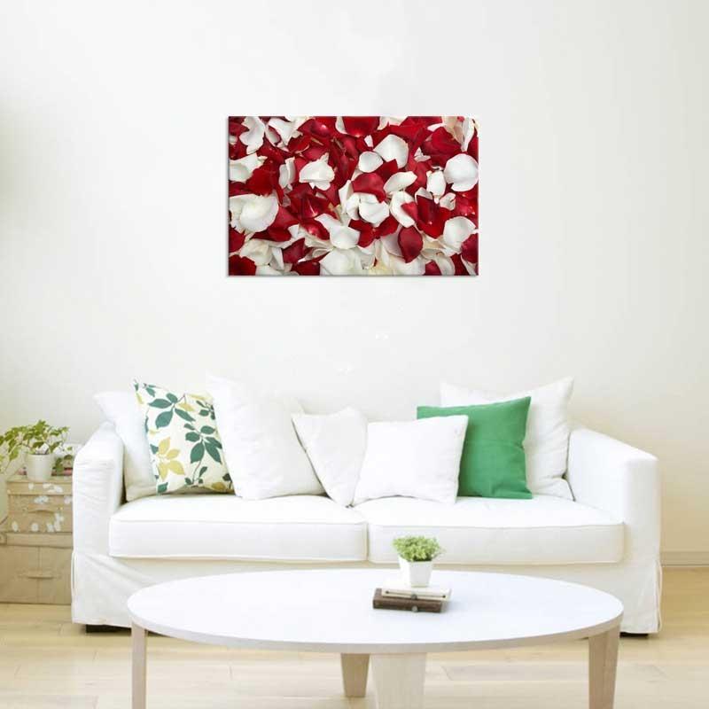 Tablou Petale Trandafiri