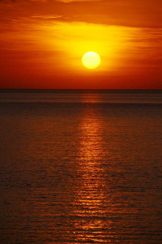 Tablou Rasarit de Soare