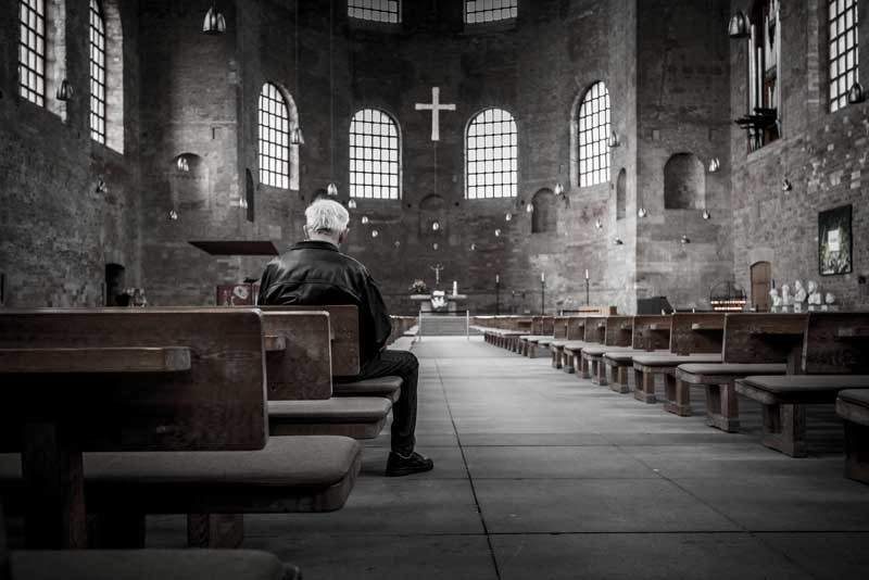 Tablou Biserica Catolica