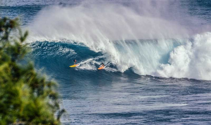 Tablou Concurs de Surfing