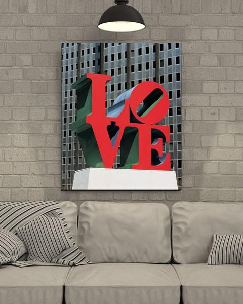 Tablou LOVE