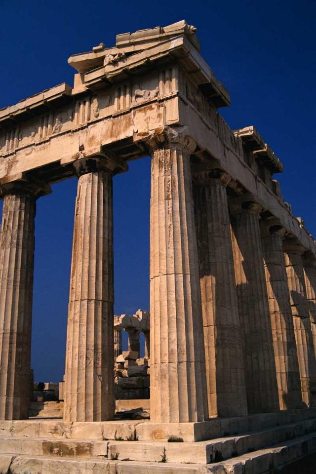 Tablou Arhitectura Atena