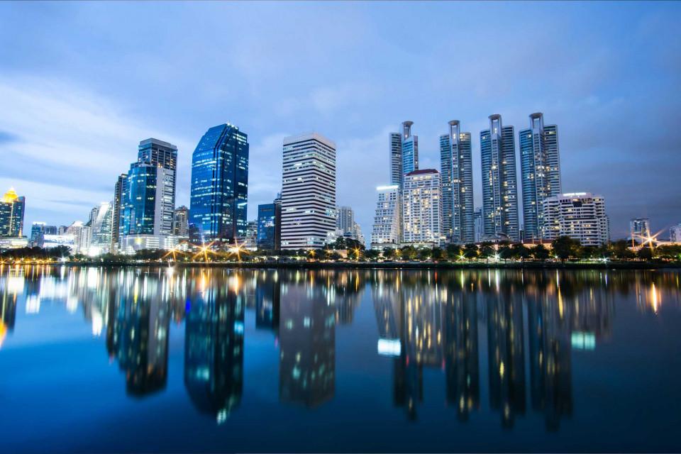 Tablouri arhitectura simetria orasului