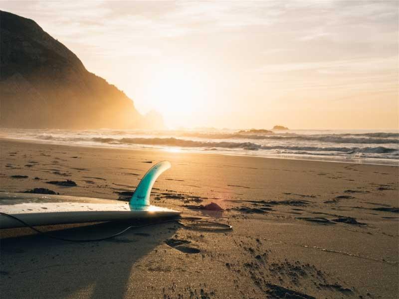 Tablou Placa de Surf