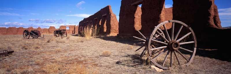 Tablou Multicanvas Ruine