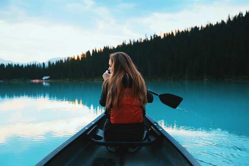 Tablou Plimbare Pe Lac