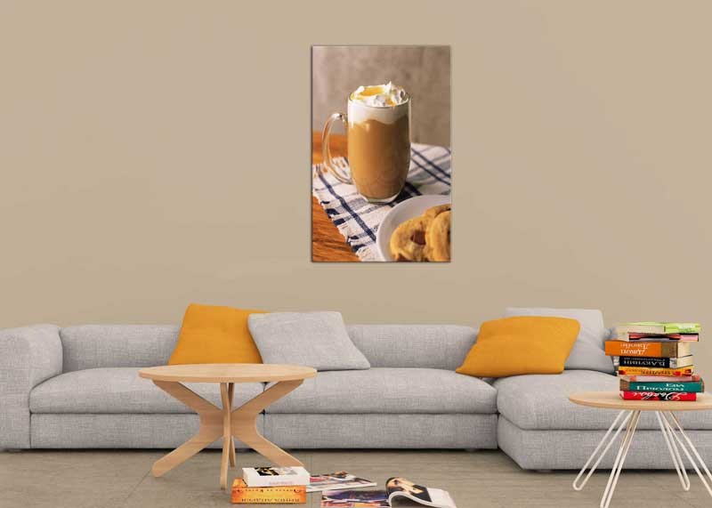 Tablou Cafea cu frisca