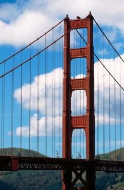 Tablou Podul Golden Gate