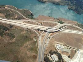 Tablou Autostrada Suspendata