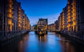 Tablou Hamburg