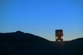Tablou Camion