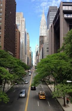 Tablou Chrysler Building