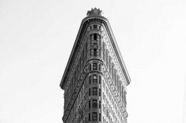 Tablou Cladirea din Fier - New York