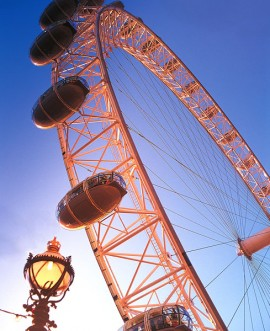 Poze Tablou London Eye