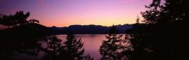 Tablou Multicanvas Lac de Munte