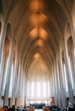 Tablou Catedrala