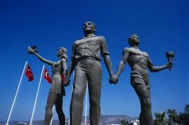 Tablou Statui China