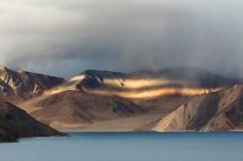 Tablou Lac Vulcanic