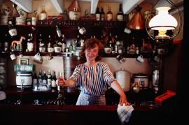 Tablou Bar