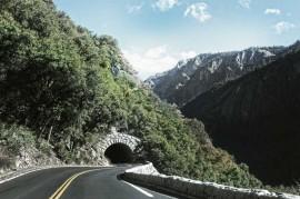 Tablou Tunelul din Munti