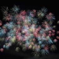 Tablou Spectacol de Artificii