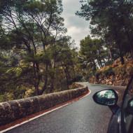 Tablouri auto-moto calatorie cu masina
