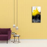 Tablou abstract amestec de culori