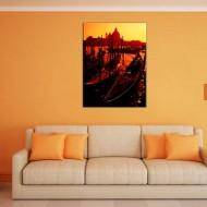 Tablou Apus de Soare in Venetia