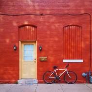 Tablou Bicicleta