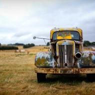 Tablou Camioneta