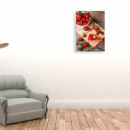 Tablou fructe capsune