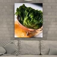 Tablou Frunze de Salata