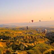 Tablou Multicanvas Balon Zburator