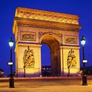 Tablou Arcul de Triumf Paris