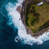 Tablou Coasta Oceanului