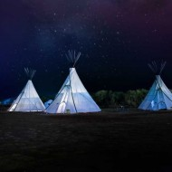 Tablou Corturi Apache