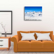 Tablouri iarna - muntii