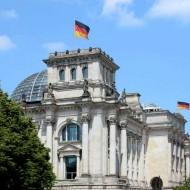 Tablou Clădirea Parlamentului Germania