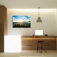 Energie eoliana - tablou natura