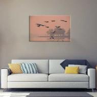 Tablou Pelicani