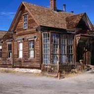 Tablou Multicanvas Casa din Lemn
