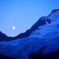 Tablou Muntele si Luna