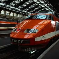 Tablou Tren de Viteza
