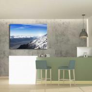 De pe varf de munte - tablouri peisaje