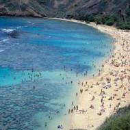Tablou Multicanvas Plaja