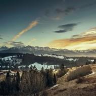 Tablou Peisaj Montan
