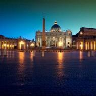 Tablou Piazza San Pietro