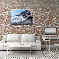 Pe malul marii - tablou natura
