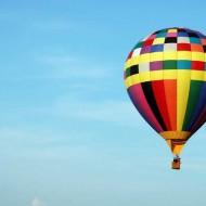 Tablou Balon Zburator